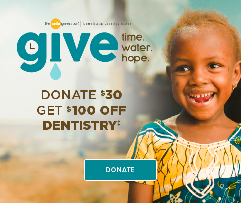 Donate $30, Get $100 Off Dentistry - North Powers Modern Dentistry